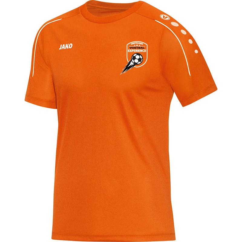 amstelveen voetbal experience shirt